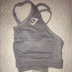 Gym shark sports bra